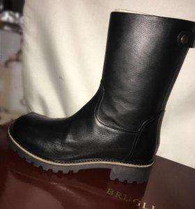 """Высокие ботинки """"Bruglia"""""""