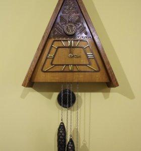 Часы с Кукушкой, Советские.