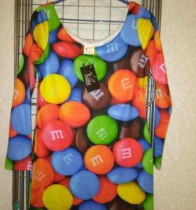 Платье M&Ms