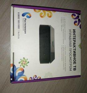 Телевизионная прставка цифровое TV