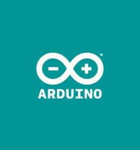 Контроллеры ардуино уно, нано, мини, мега, датчики