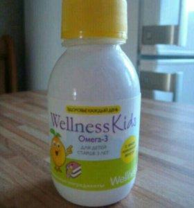 Витамины. Омега - 3 детская