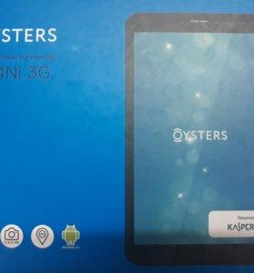 Планшет Oysters t84ni 3 g