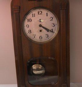 Часы настенные «Орловский Часовой Завод»