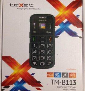 Texet TM-B113