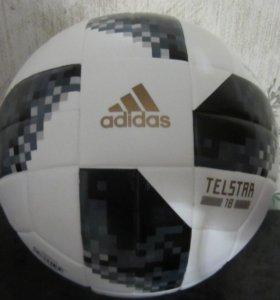 Футбольный Мяч Telstar 18.