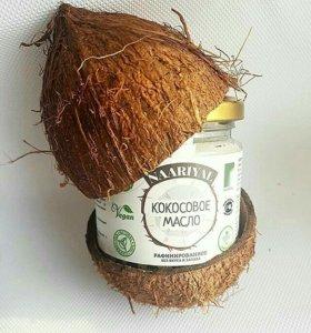 Кокосовое масло Naariyal 200мл рафинированное