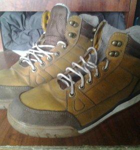 Продам кросовки висна осень