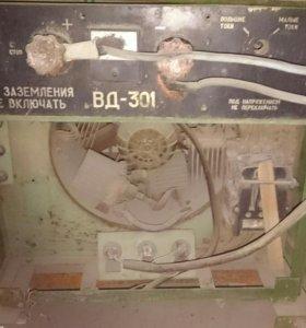 Сварочный аппарат 380v постоянный ток