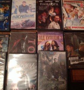 DVD диски 310шт.