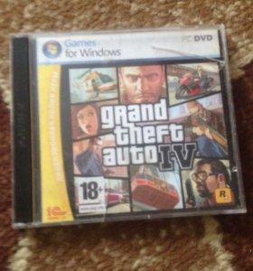 Продам GTA 4 на пк