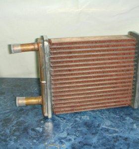 Радиатор медный новый