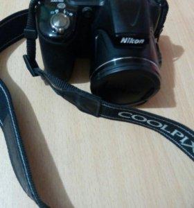 Компактный фотоаппарат Nikon Coolpix L 830