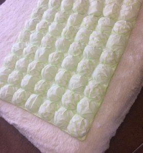 Одеяло-коврик для малыша