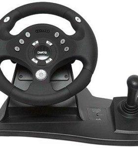 Руль для ПК Dialog Ралли-Спорт GW-11VR