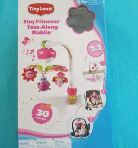 Мобиль Tiny Love 3в 1