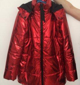 Металлизированная куртка