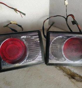 Задние фонари на ваз 2110-2112