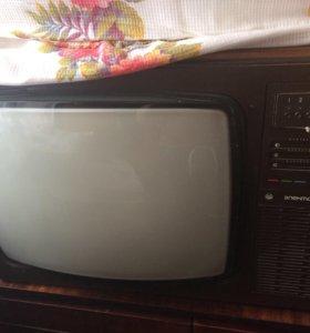 Советский рабочий телевизор