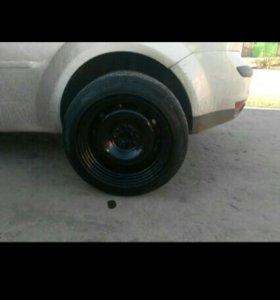 Штатные колеса r15 форд фокус2