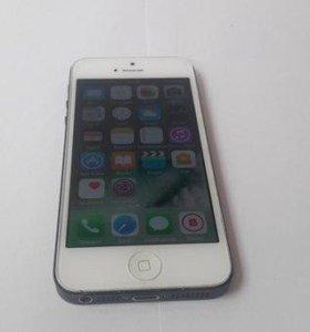 Смартфон Apple iPhone 5-16Gb
