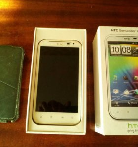 На запчасти HTC Sensation XL