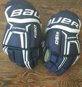 Хоккейные перчатки(краги).