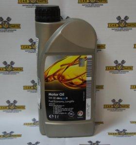 Масло моторное GM DEXOS 2 1Л