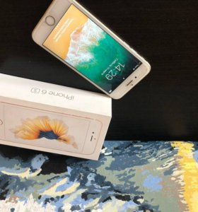 Продам Iphone6s Gold 64Гб