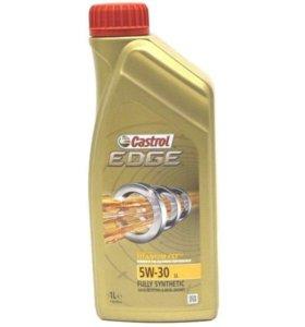 Масло 5W30 Castrol EDGE LL моторное синтетика 1L