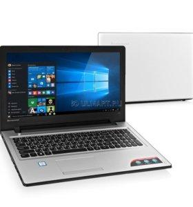 Ноутбук лениво 300-15 ISK