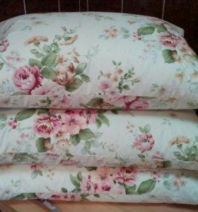 Реставрация подушек, одеял, перин