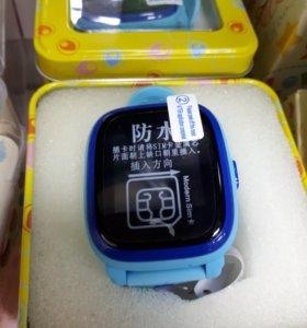 Умные часы детские df27g