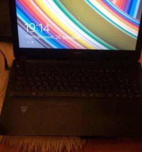 Ноутбук DEXP Aquilon О141