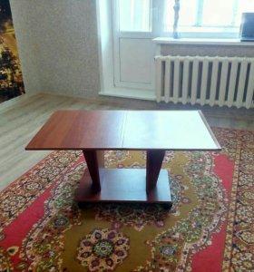 Стол трансформер, столик журнальный