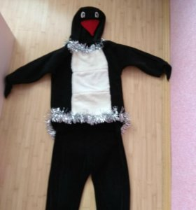 Новогодний костюм пингвин