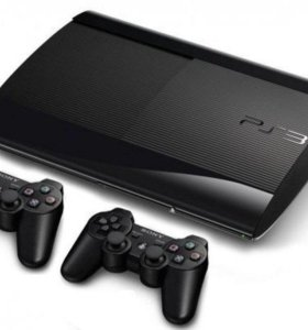 SONY PLAYSTATION 3 SUPER SLIM 320Гб
