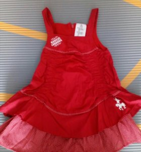 Платье с кофтой