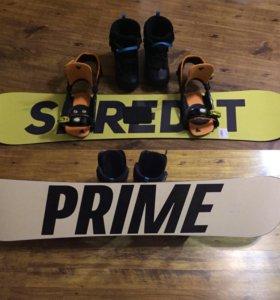 Сноуборд prime
