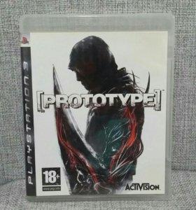 Prototype для PS3