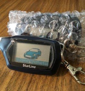 Брелок Starline C9 новый