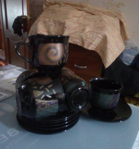 Кофейный сервиз