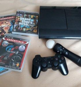 Playstation 3 superslim 500gb