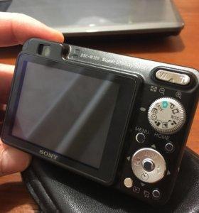 Фотоаппарат Sony Cyber-Shot DSC-W 120