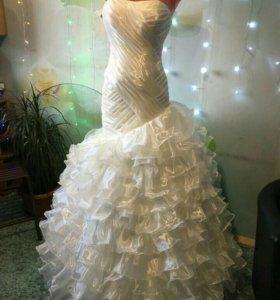 Новое ! Свадебное платье