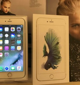 iPhone 6S Plus 16 Gb Silver New