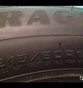 Goodyear Ultra Grip Ice 2 215-60-16 99T