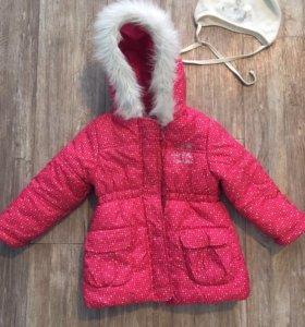 Куртка 86 можно носить с 1-2,5 лет