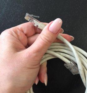 Сетевой шнур для ноута