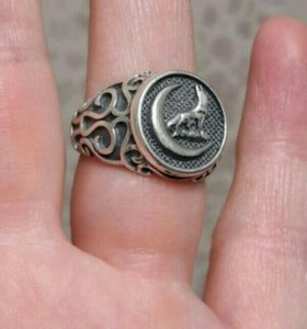Кольцо мужское